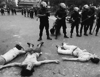 Diktatur Argentinien